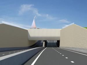 N31 Harlingen Aquaduct