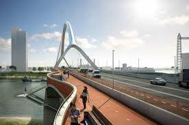plaatje Stadsbrug Nijmegen